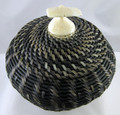 Whale Tail Baleen Basket by James Omnik