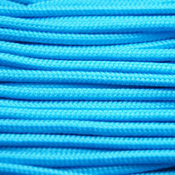 Neon Turquoise Reflective 550 Paracord