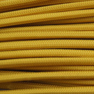 Yellow 550 Paracord Cord and Parachute Cord 100FT