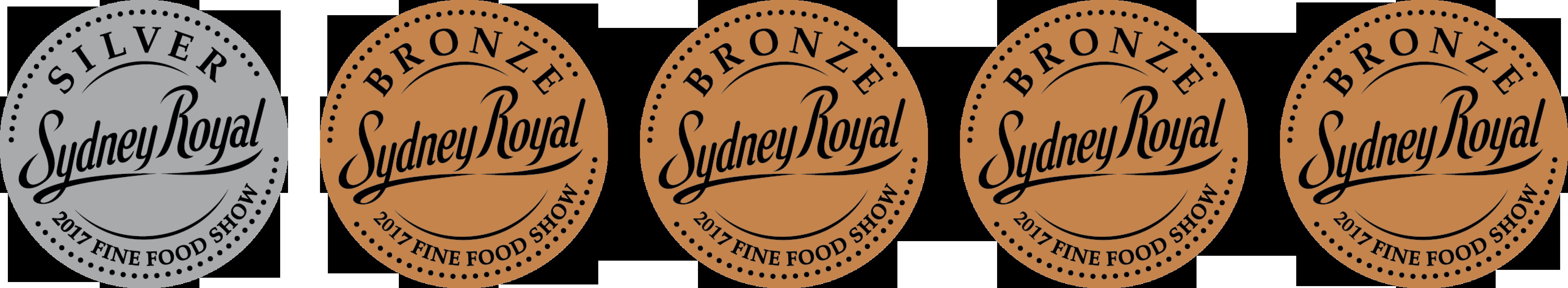 2017 Fine Food Medals