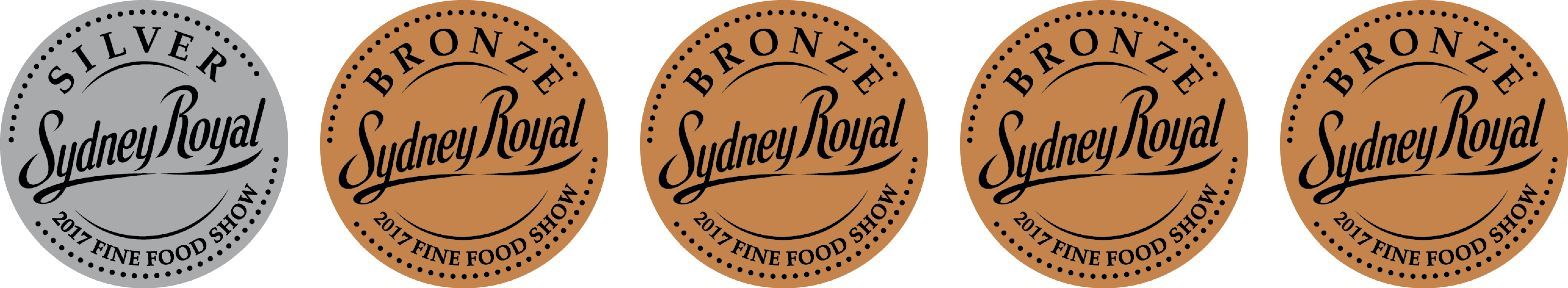 2017 Fine Food Medals