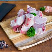Organic Beef Stock Bones