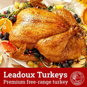 Free Range Whole Turkey (Christmas Pre-Order)