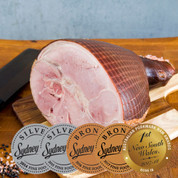 Free Range Ham - BONE IN HALF (Christmas Pre-Order)