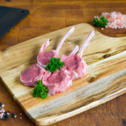 Lamb Cutlets - Cap On