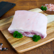 Pork: Belly $25.98/kg