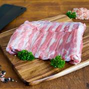 Pork: American Ribs $29.99/kg