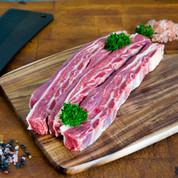 Beef: BBQ Ribs $26.99/kg