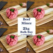 Beef Mince 2kg SPECIAL