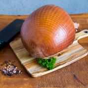 Free Range Ham - NITRATE FREE Boneless WHOLE (Christmas Pre-Order)