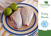 Organic Turkey Shanks