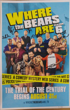 WTBA SEASON 6 POSTER (AUTOGRAPHED) LIMITED EDITION