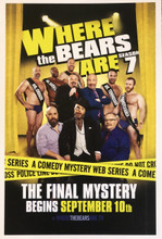OFFICIAL WHERE THE BEARS ARE SEASON 7 POSTER
