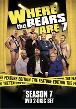 WTBA SEASON 7 DVD - THE FEATURE EDITION (AUTOGRAPHED)