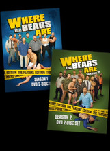 WTBA SEASONS 1 & 2 DVD BUNDLE ($40 Value)
