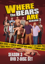 WTBA SEASON 3 DVD - THE FEATURE EDITION