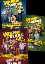 WTBA SEASONS 1, 2 & 3 DVD BUNDLE (AUTOGRAPHED) ($90 Value)