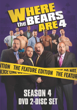 Where the Bears Are - Season 4 DVD (Autographed)