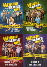 WTBA - Season 1-4 DVD Bundle (Autographed)