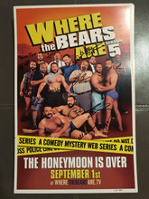 WTBA Season 5 Poster (AUTOGRAPHED) LIMITED EDITION