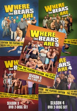 WTBA SEASONS 1,2,3, 4 & 5 DVD BUNDLE ($100 Value)