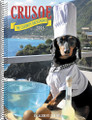 2018 Crusoe the Celebrity Dachshund Spiral Bound Weekly Planner Calendar Book