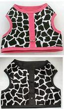 Giraffe with Pink Binding and Giraffe with Black Binding