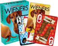 Wonderful Wieners Dachshund Deck of Playing Cards