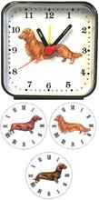 Dachshund Alarm Clock