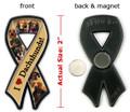 Tagnet™ Dachshund Magnet Ribbon