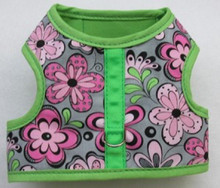 Harnesses of the Month:  DANCING FLOWERS