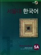 [SNU] 서울대 한국어 5A Student Book with CD-Rom (Paperback)