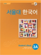 [SNU] 서울대 한국어 3A Student Book with CD-Rom (Paperback)