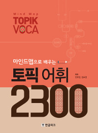 Mind Map TOPIK VOCA 2300