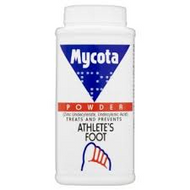 Mycota Athletes Foot Powder (70g)