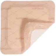 Advazorb Border Foam Dressings 12.5cm x 12.5cm (x10)