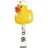 Duck - Deluxe Retractable ID Holder / Key tag