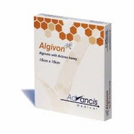 Algivon dressing 10cm x 10cm (x5)