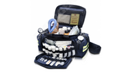 Elite Medical Emergency Bag - Blue