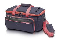 ELITE GP's Medical bag (Grey/ Salmon pink) - Ref:  EB06.010