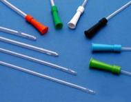Nelaton Female Catheter 38cm - Size:18  x 100 (Ref: NC-1218)