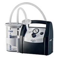 Aspira Plus Aspirator - double pump and bottle for disposable liners