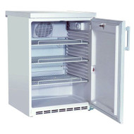 Swan 250 Litre Heavy-Duty Pharmacy Refrigerator - with Glass Door