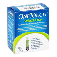 OneTouch Select Plus Test Strips (x50)