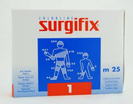 Surgifix Elastic Tubular Netting 25m. Size: 1 (Ideal for Fingers, Wrist)