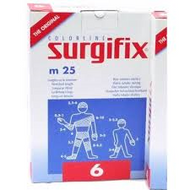 Surgifix Elastic Tubular Netting 25m. Size: 6 (Ideal for Anal, genital, femoral Regions, and Head)