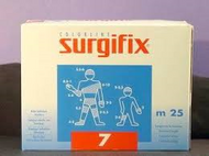 Surgifix Elastic Tubular Netting 25m. Size: 7 (Ideal for Legs, genital Region, Trunk, amputations)