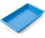 Instrument Tray - 270 x 150 x 30mm (Blue) - Polypropylene