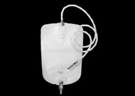 Simpla Profile Urine collection leg bag 500ml - Includes Leg Strap (Ref: 21552)