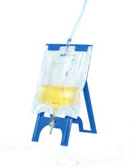 Simpla Bed Bag Stand / Urine Bag Holder